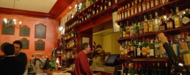 Ruta de vinos y tapas en Madrid
