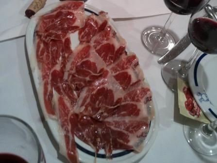Iberico Ham Tapas Tour