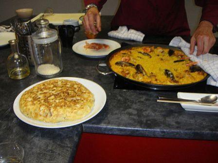 Mejor Escuela De Cocina De España | Clase De Cocina Espanola En Madrid Visita Un Mercado Gourmet Madrid