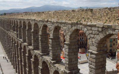 Acueducto de Segovia Enoturismo
